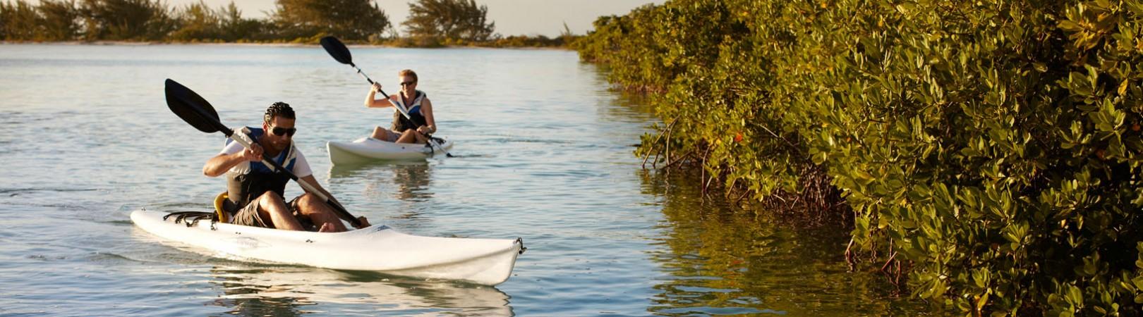Turks-and-Caicos-Kayaking
