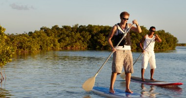 Turks-and-Caicos-Stand-Up-Paddleboarding-SUP