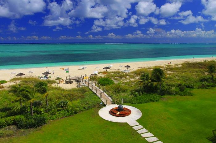West-Bay-Club-4-Bedrooms-Providenciales-aerial-view