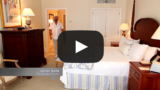 The Regent Palms Junior Suite