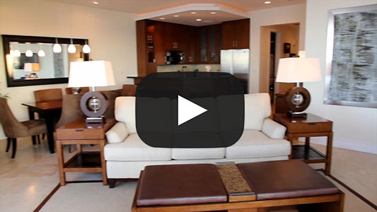 West Bay Club Two Bedroom Luxury Suite