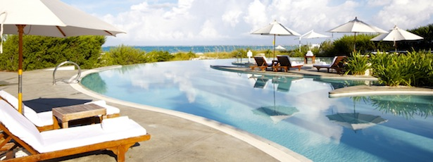 The Regent Palms Pool Turks and Caicos