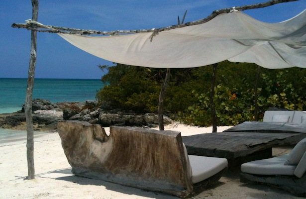 Private Villa Rental at the Residence at Parrot Cay in Turks and Caicos