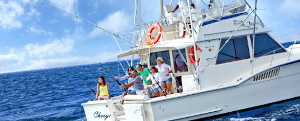 Caribbean Deep Sea Fishing Charter Trip Turks and Caicos