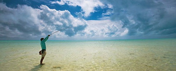 Fly fishing trips in Turks and Caicos
