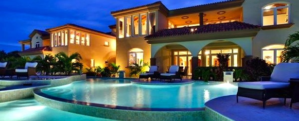 Picture of pool at villa del mar turks and caicos