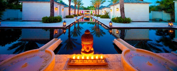 Spa at Regent Palms Turks and Caicos