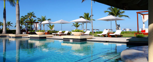 pool bars in turks and caicos Grace Bay Club