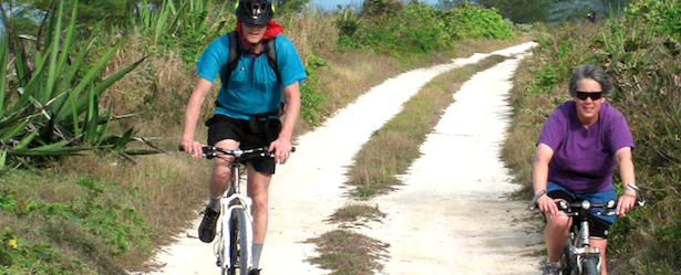 Turks and Caicos Things to do Island Eco Tour Biking