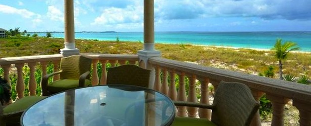 Honeymoon in Turks and Caicos Point Grace