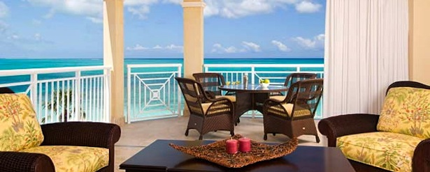 Honeymoon in Turks and Caicos at Windsong