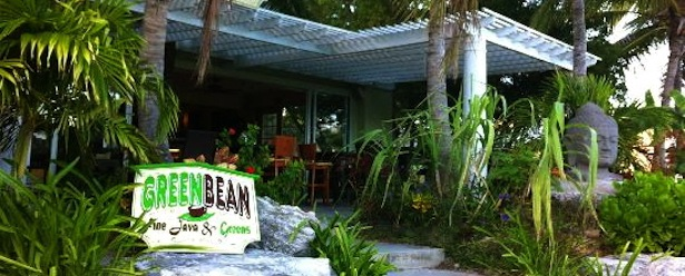 green bean cafe snack shacks in turks