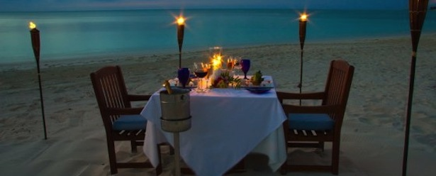 Grace-Bay-Club Beach Dining Turks and Caicos
