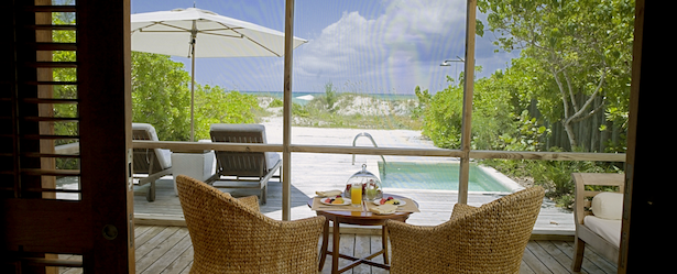 Parrot Cay One-Bedroom Beach House