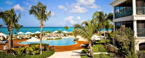 Sands at Grace Bay Turks and Caicos Pool