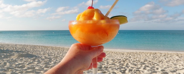 Turks and Caicos Happy Hour