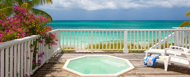 Somerset Estates Jacuzzi Turks and Caicos