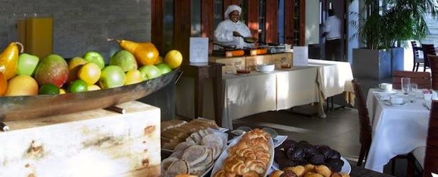 Gansevoort Breakfast Buffet