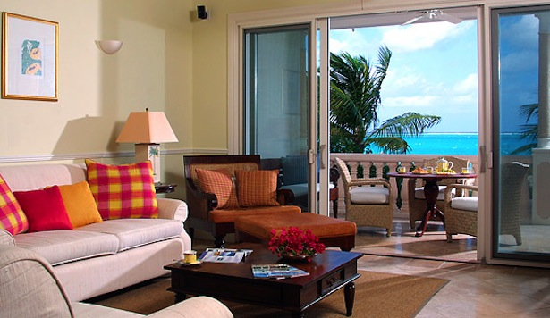 Point Grace Turks and Caicos Ocean Front Suite