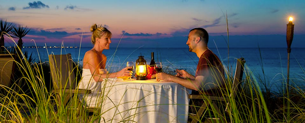 Windsong Turks and Caicos - Dune Dining