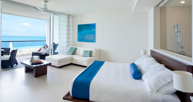 Gansevoort Turks and Caicos Room