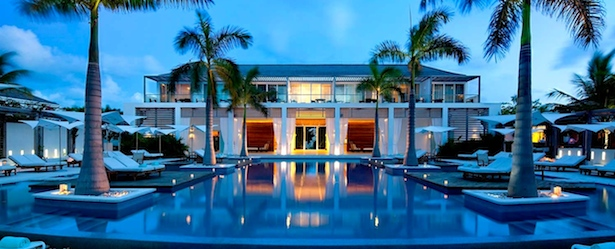 Gansevoort Turks and Caicos Pool