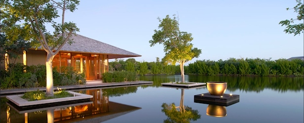 Amanyara Reflections