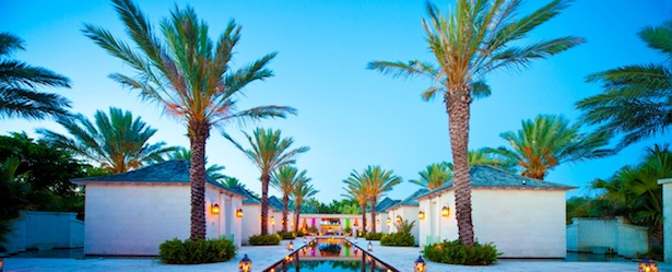 Turks and Caicos Spa