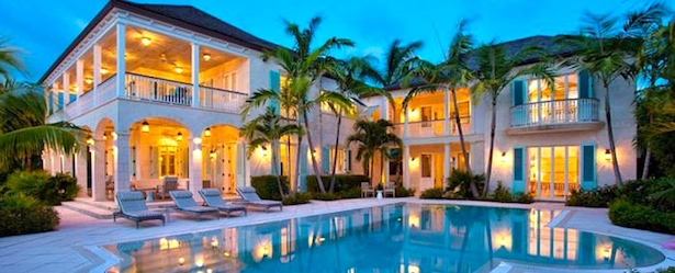 Turks and Caicos Villas - Amazing Grace