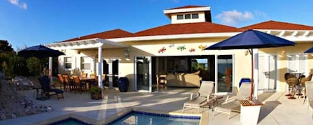 Turks and Caicos Villa - Five Little Cays House