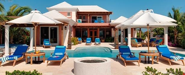 Turks and Caicos Villa - La Percha