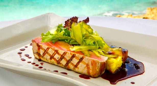 Tuna _ Best Seafood in Turks and Caicos