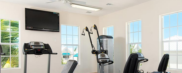 fitness centers in turks and caicos windsong