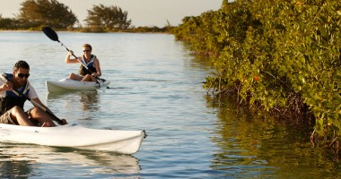 Turks-and-Caicos-Kayaking