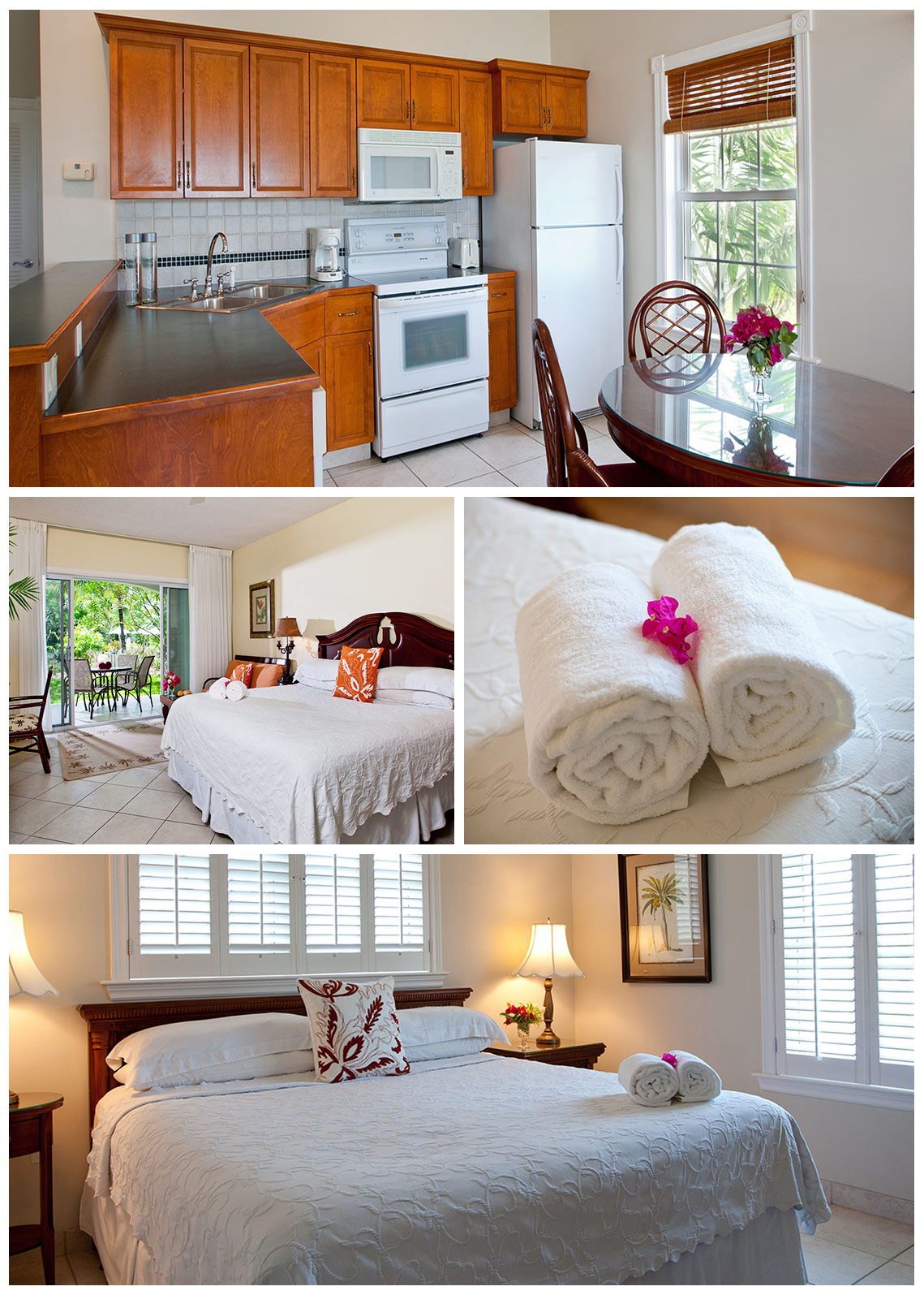 Royal West Indies Kitchen and Bedroom Interior