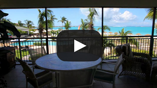 The Sands at Grace Bay One Bedroom Ocean Front Deluxe