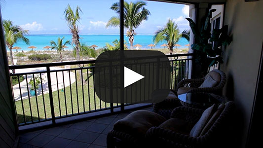 The Sands at Grace Bay Three Bedroom Ocean Front Deluxe