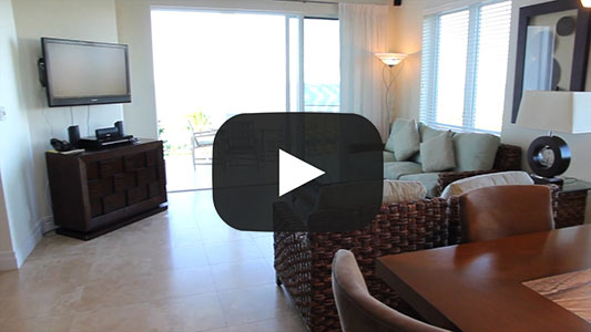 West Bay Club Two Bedroom Oceanfront